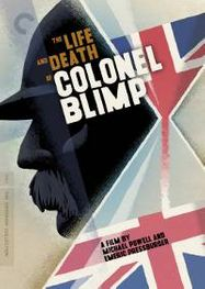 The Life and Death of Colonel Blimp [1943] [Criterion] (DVD)