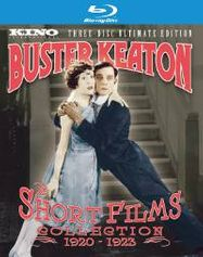 Buster Keaton Short Films Collection: 1920-1923 (BLU)