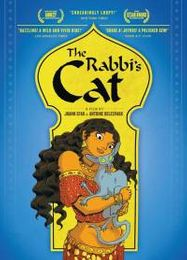 The Rabbi's Cat (DVD)