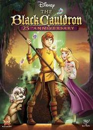 The Black Cauldron [25th Anniversary] (DVD)