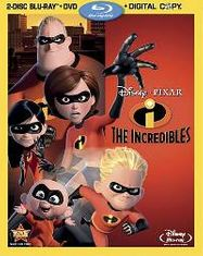 The Incredibles (BLU)