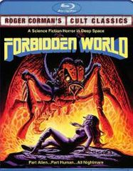 Forbidden World [Unrated Director's Cut] (BLU)