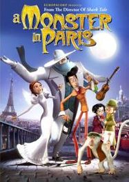 A Monster In Paris (DVD)