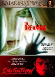The Dreaming/ The Initiation - Double Feature (BLU)