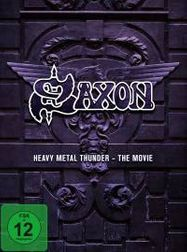 Saxon: Heavy Metal Thunder - The Movie (DVD)