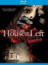 The Last House On The Left [1972] (BLU)
