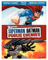 Superman/Batman: Public Enemies (BLU)