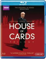 House of Cards Trilogy: The Original UK Series [1990] (BLU)