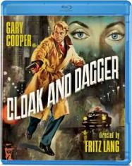 Cloak and Dagger [1946] (BLU)