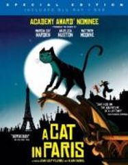 A Cat In Paris (BLU)