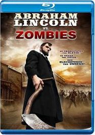 Abraham Lincoln Vs. Zombies (BLU)