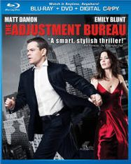 The Adjustment Bureau (BLU)