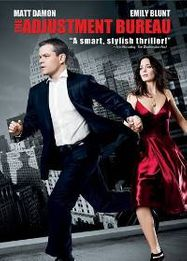 The Adjustment Bureau (DVD)