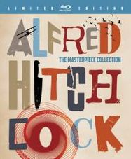 Alfred Hitchcock: The Masterpiece Collection (BLU)