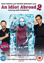 An Idiot Abroad: Season 2 (DVD)