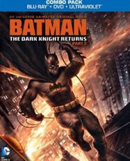 Batman: The Dark Knight Returns, Part 2 (BLU)