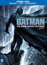 Batman The Dark Knight Returns, Part 1 (BLU)