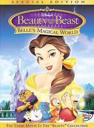 Beauty And The Beast - Belle's Magical World (DVD)