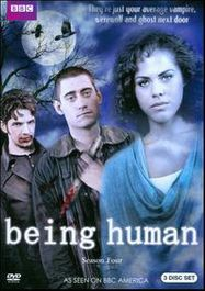 Being Human: Season Four (DVD)