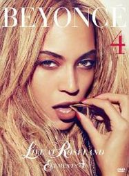 Beyonce - Live at Roseland: Elements of 4 (DVD)