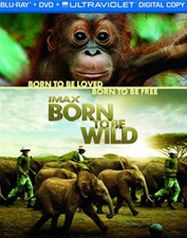 Born To Be Wild [IMAX] (BLU)