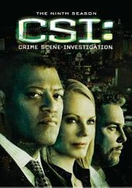 CSI: Crime Scene Investigation - The Ninth Season (DVD)