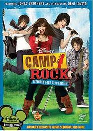 Camp Rock: Extended Rock Star Edition (DVD)