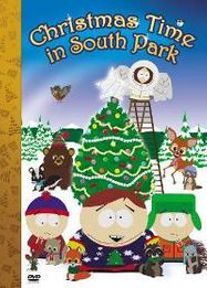 Christmas Time In South Park (DVD)