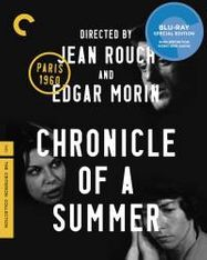 Chronicle of a Summer [1961] [Criterion] (BLU)