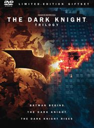 The Dark Knight Trilogy (DVD)