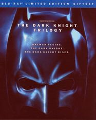 The Dark Knight Trilogy (BLU)