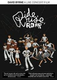 David Byrne: Ride Rise Roar (BLU)