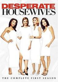 Desperate Housewives - The Complete First Season (DVD)