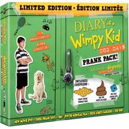 Diary Of A Wimpy Kid: Dog Days [Prank Pack] (DVD)