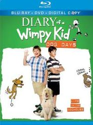 Diary of a Wimpy Kid: Dog Days (BLU)