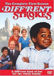 Diff'rent Strokes: The Complete First Season (DVD)