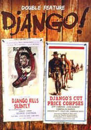 Django! Double Feature: Django Kills Silently / Django's Cut Price Corpses (DVD)
