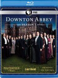 Downton Abbey Season 3 (BLU)