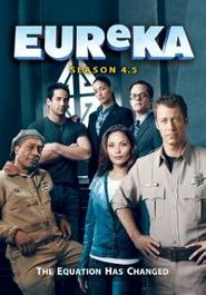 Eureka: Season 4.5 (DVD)