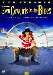 Even Cowgirls Get The Blues (DVD)