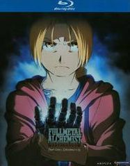 Fullmetal Alchemist: Brotherhood, Part 1 (BLU)