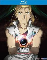 Fullmetal Alchemist: Brotherhood Part 4 (BLU)