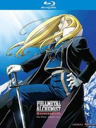 Fullmetal Alchemist: Brotherhood, Part 3 (BLU)