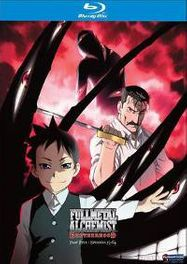 Fullmetal Alchemist: Brotherhood, Part 5 (BLU)