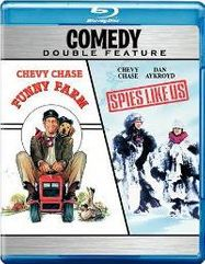 Funny Farm [1988] / Spies Like Us [1985] (BLU)