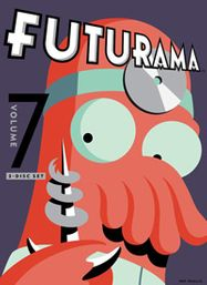 Futurama: Volume 7 (DVD)
