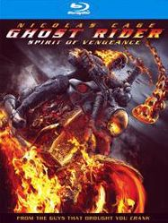 Ghost Rider: Spirit of Vengeance (BLU)