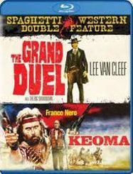 The Grand Duel / Keoma (BLU)