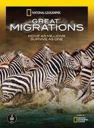 National Geographic: Great Migrations (DVD)