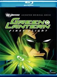 Green Lantern: First Flight (BLU)